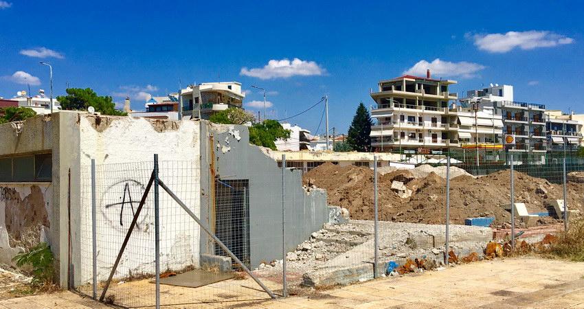 Αναξιοποίητος και χωρίς σχεδιασμό από την δημοτική αρχή ο χώρος του παλιού Κολυμβητηρίου Αλεξανδρούπολης