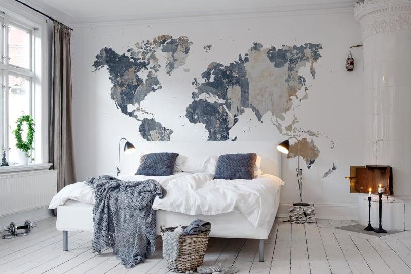 Pomysłowa sypialnia