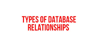Types of Database relationships