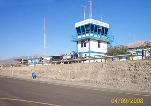 Aeropuerto María Reiche Neuman de Nasca