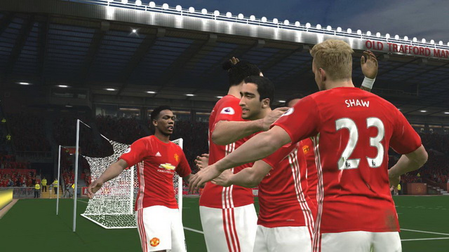 PES 2017 GamePlay Patch 0.1 by YWS