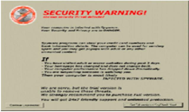 ما يجب أن تعرفه عن Scareware