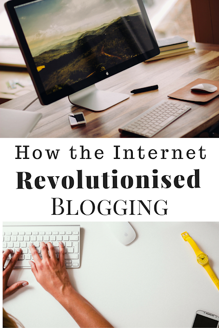 How the Internet Revolutionised Blogging