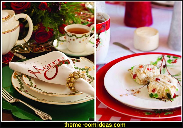 Christmas Teatime  Celebrating the Holiday with Afternoon Tea christmas entertaining christmas kitchen