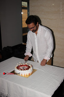 Bollywood Actor Aamir Khan Birthday Party Celetion Stills  0011.JPG