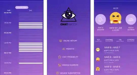 تطبيق chatwatch من افضل التطبيقات التي تتجسس على الواتساب
