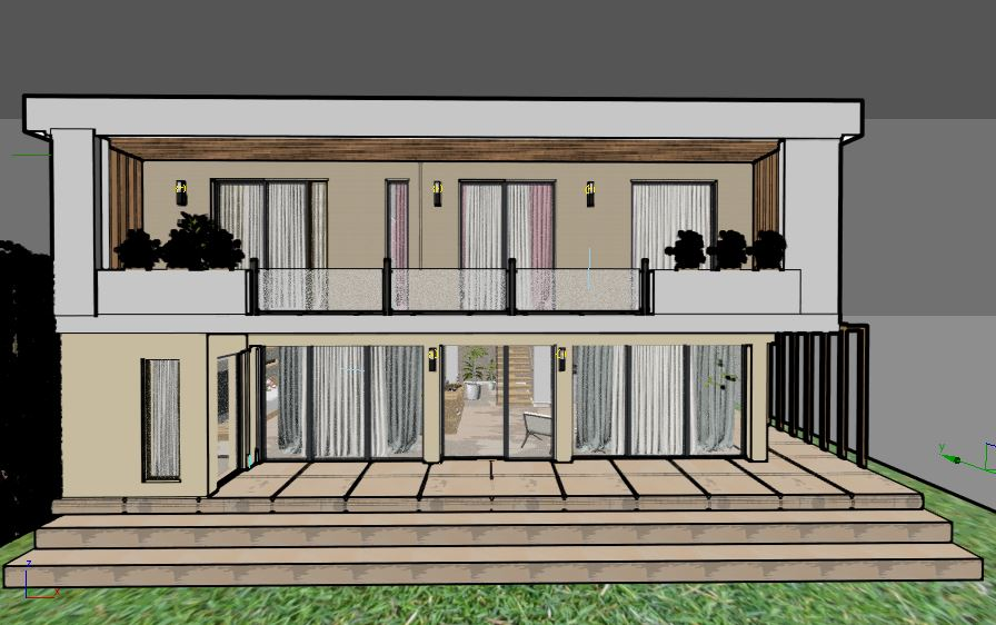 Proiecte de casa cu etaj la cheie - Design interior - case - vile - CONSTANTA