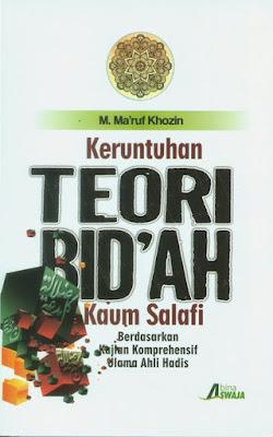 Jual Buku Keruntuhan Teori Bid'ah Kaum Salafi | Toko Buku Aswaja Banjarmasin
