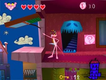 Download Pink Panther Game Highly Compressed For Pc