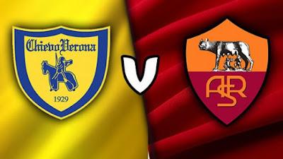 اهداف مباراة روما وكييفو فيرونا 3-1 على الجوال  الخميس 22-12-2016 الدوري الايطالي
