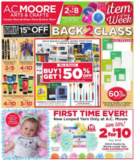 AC Moore Weekly Ad This Week