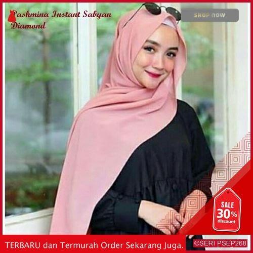 ARI534 Jilbab Promo Pashmina Sabyan Instant   BMGShop
