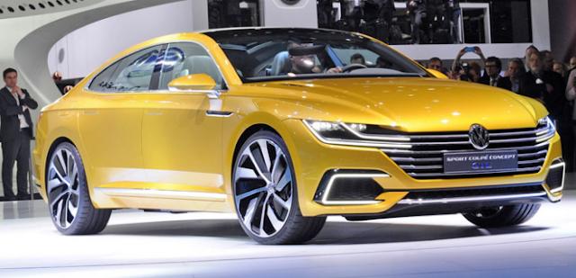 2018 Volkswagen CC Design