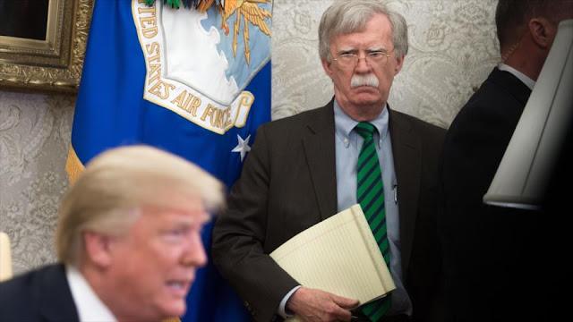 Libro de Bolton hundirá la aprobación de Trump de cara a elecciones
