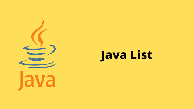 HackerRank Java List problem solution