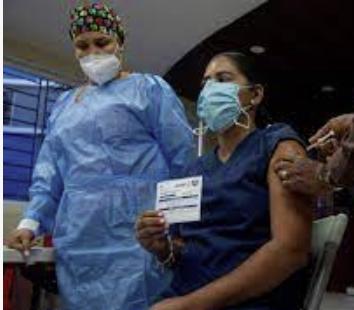MSP continúa proceso de inmunización contra COVID-19, ya han vacunado a 54,395 de segunda dosis