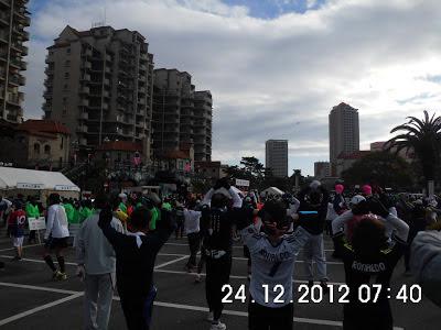 Lomba lari maraton di Jepang