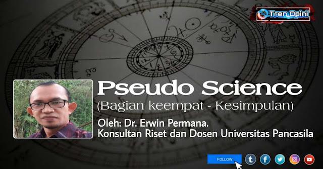 Dr. Erwin Permana (Dosen dan Peneliti Sosial Kemasyarakatan)