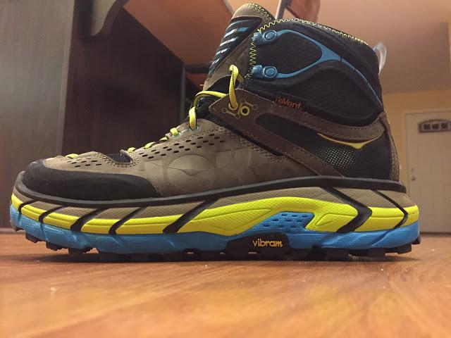 Hoka Trail Running Shoe Review