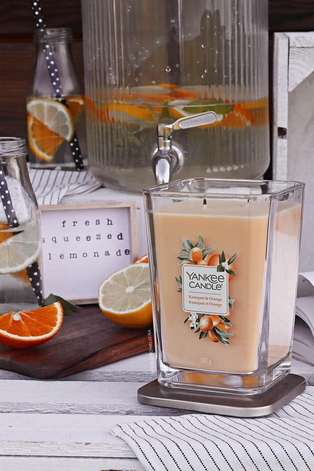 nowy zapach yankee candle kumquat & orange na lato 2020