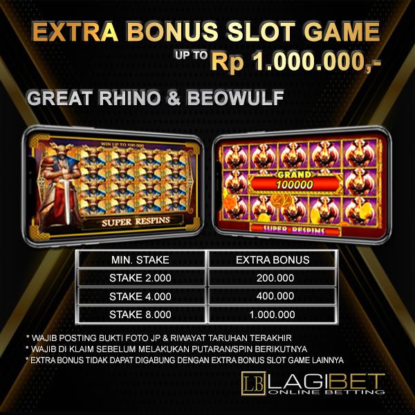 Extra Bonus Slot Game