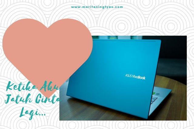 jatuuh cinta pada ASUS VivoBook S14 s433