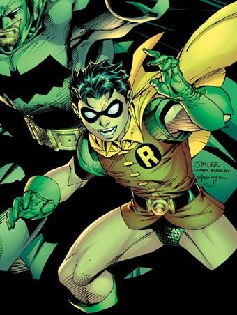 Dick Grayson, el primer Robin de los cómics