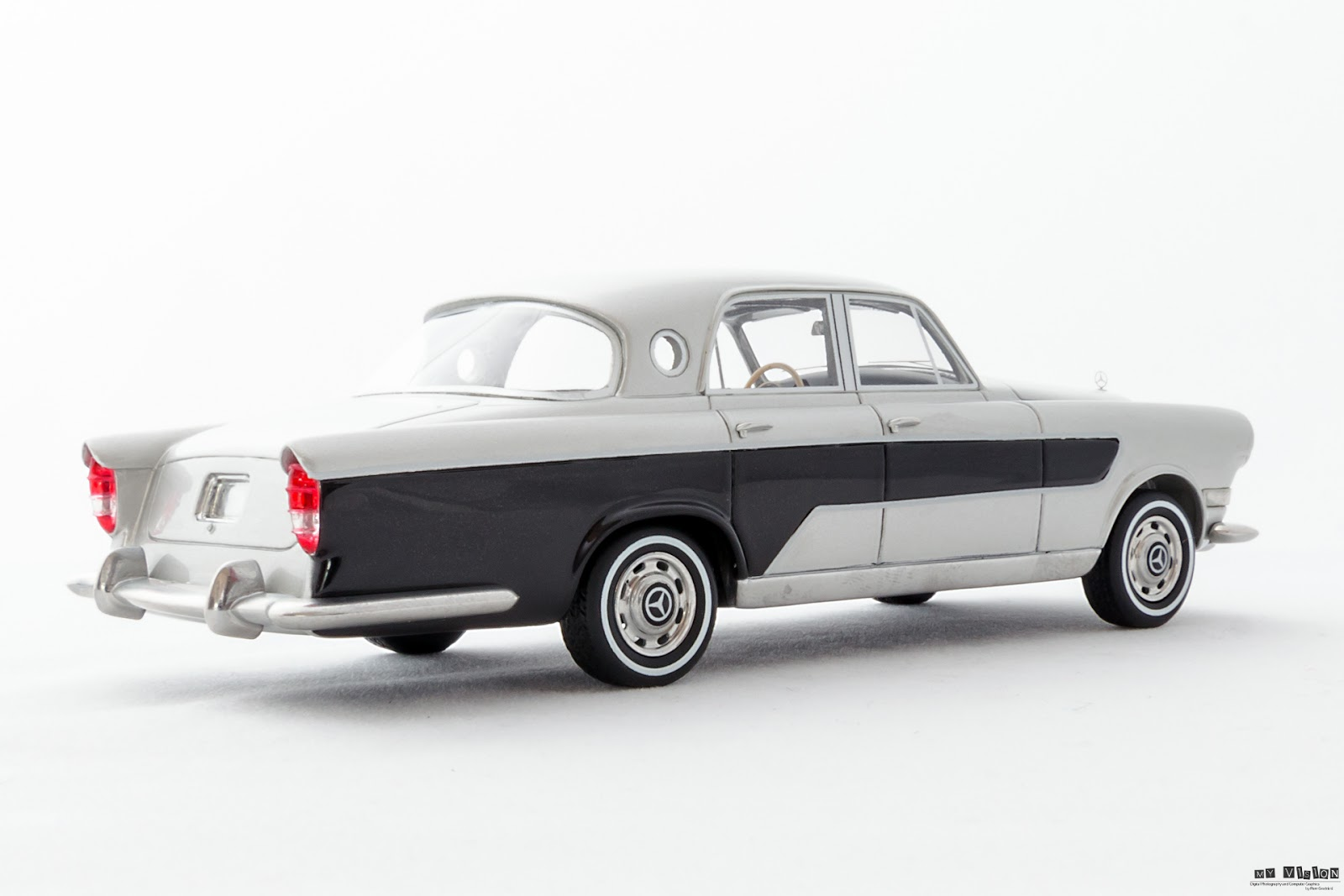 Miniautohobby mercedes benz ghia 300c for Mercedes benz 300c