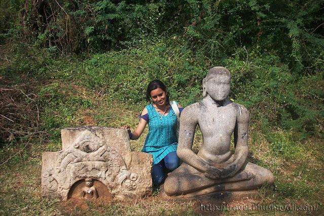 Ancient Jain Idol Jainism Pudukkottai Puthambur