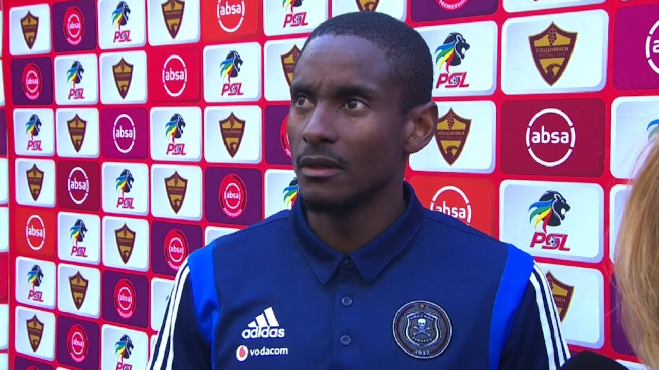 Orlando Pirates interim head coach Rhulani Mokwena