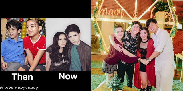 Mavy And Cassy Legaspi Charms Netizens With Their Grown-Up Photos!