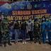 TNI AL Lantamal VII Kupang Sasar Semua Lapisan Masyarakat Maritim Untuk Di Vaksin Covid-19