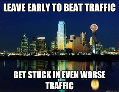 Signs you're from Dallas