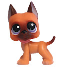 Littlest Pet Shop Seasonal Great Dane (#244) Pet