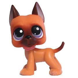 Littlest Pet Shop Seasonal Great Dane (#244) Pet