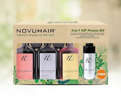 Novuhair Promo
