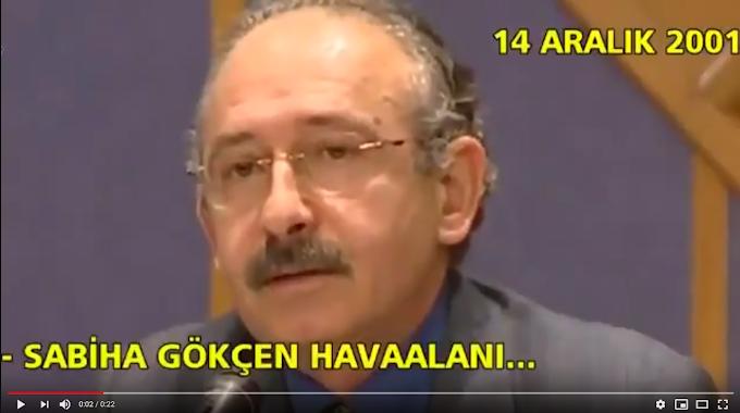 İstanbul Havalimanı Açıldı, Kemal Kılıçdaroğlu