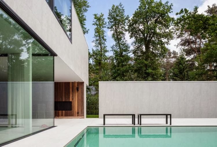 Simplicity love: villa d keerbergen belgium t huis van oordeghem