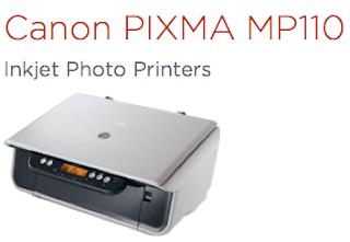 Canon PIXMA MP110 image