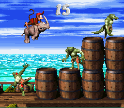 Jogue gratis Donkey Kong Country 2 online snes