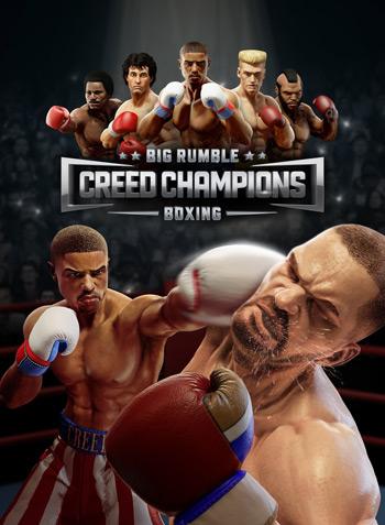تحميل لعبة Big Rumble Boxing Creed Champions