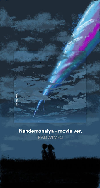 nandemonaiya movie ver RADWIMPS spotifart