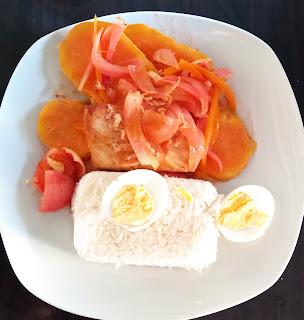 Escabeche de pescado receta fácil peruana