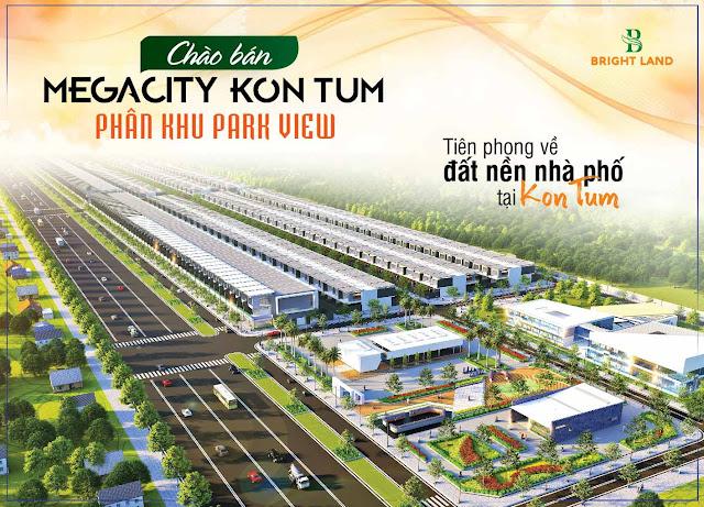 dự án Mega City KonTum