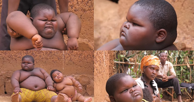 Mother cries out over her two kids who are increasing in size everyday (Video)