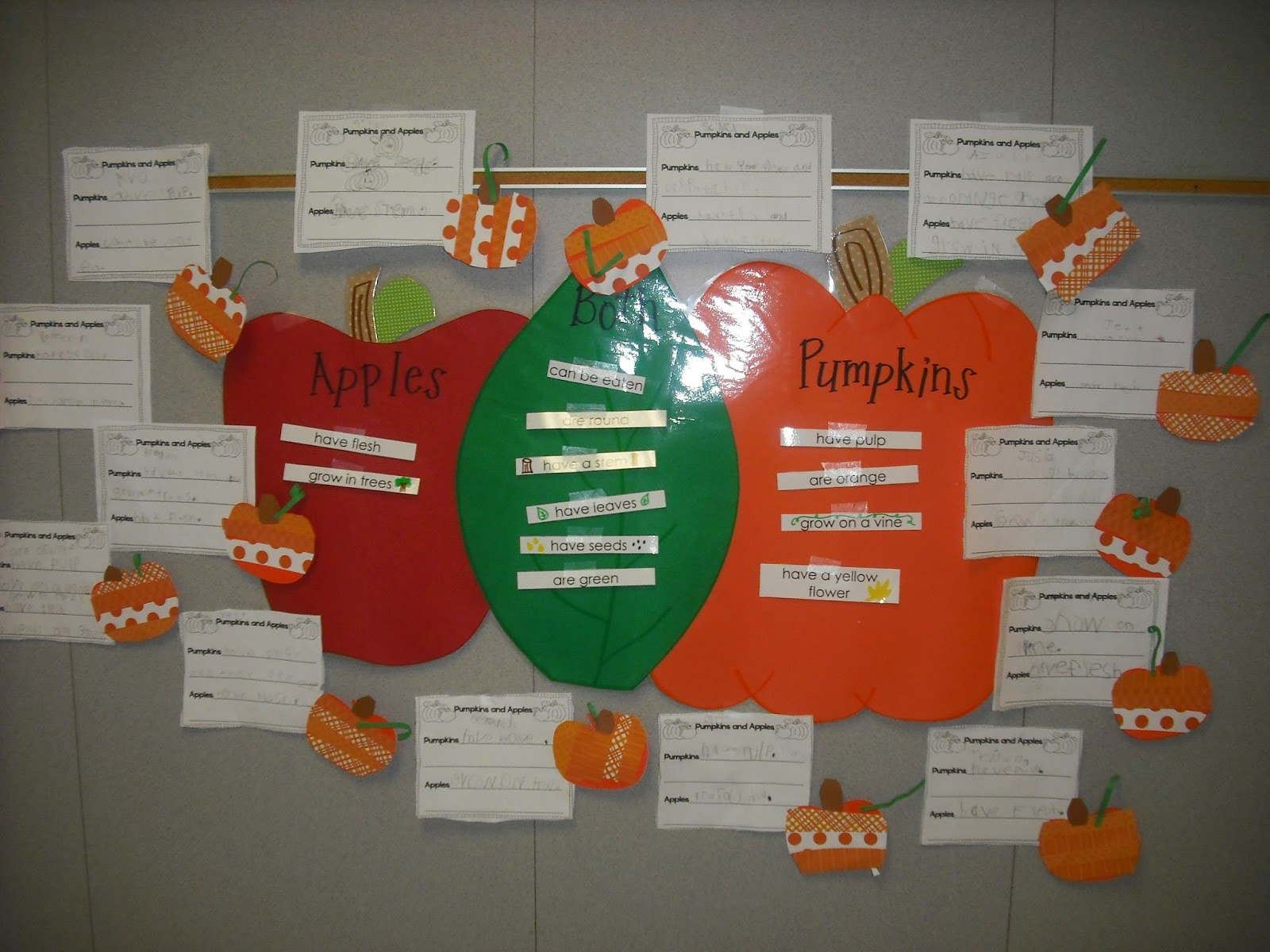 parts of a pumpkin diagram 1984 ford f150 wiring sprinkles to kindergarten playful little pumpkins