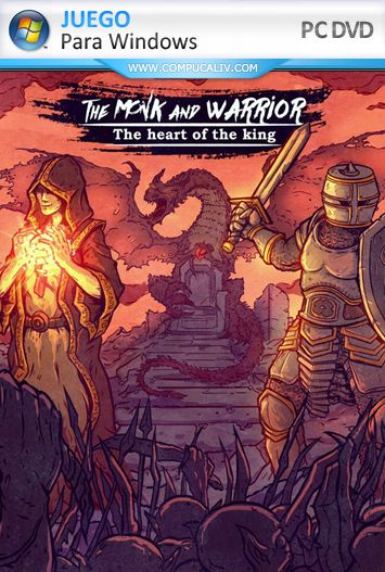 The Monk and the Warrior The Heart of the King PC Full