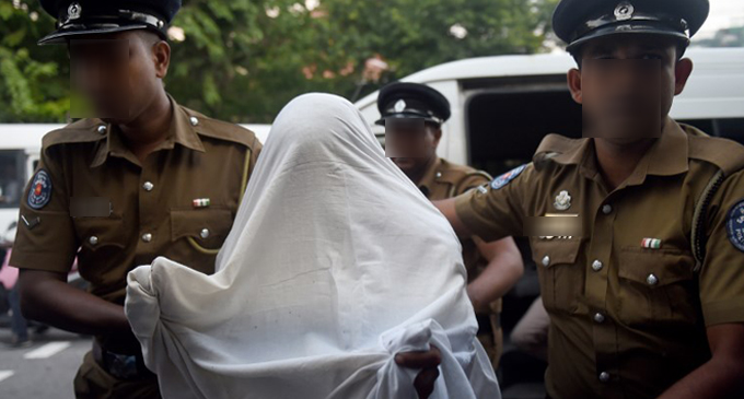 police arrested sri lanka