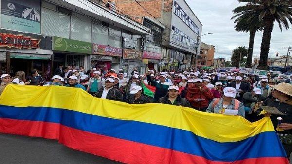 Colombia irá a paro nacional contra reformas laborales de Duque
