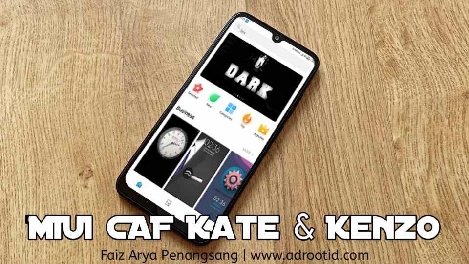 MIUI Caf Kate